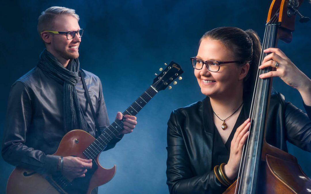 ELive Stream: Söderbacka-Matikainen Duo
