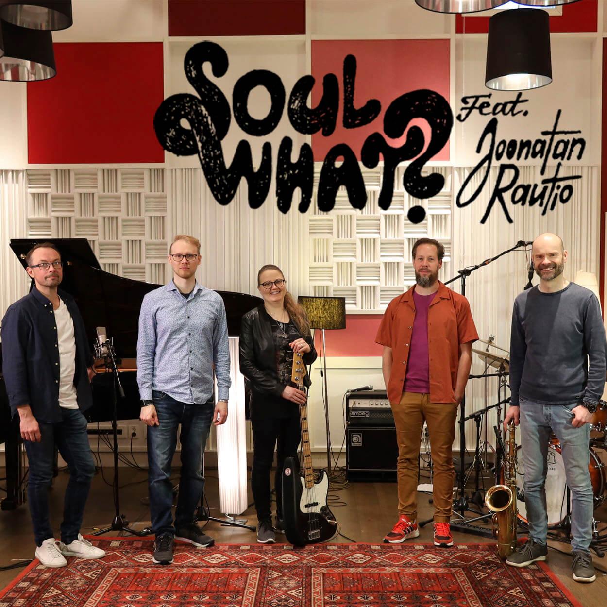 Soul What Joonatan Rautio Mikael Svarvar konsertti konsert concert